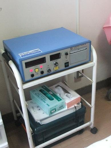 電気けいれん療法「サイマトロン治療器」